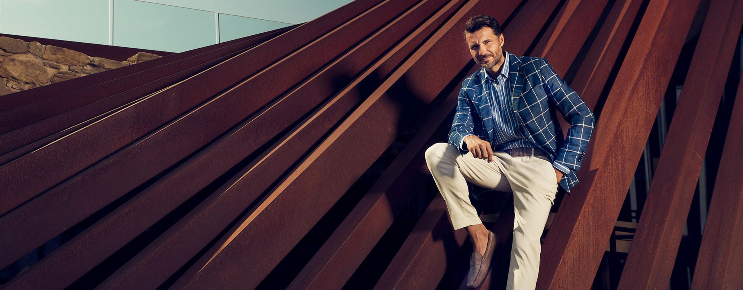 Rodrigo Classic Men's Clothing